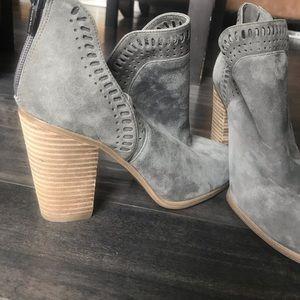 New Vince Camuto heeled boots